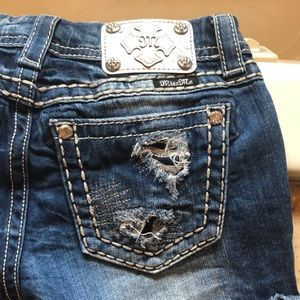 🌷 Miss Me jean shorts 🌷